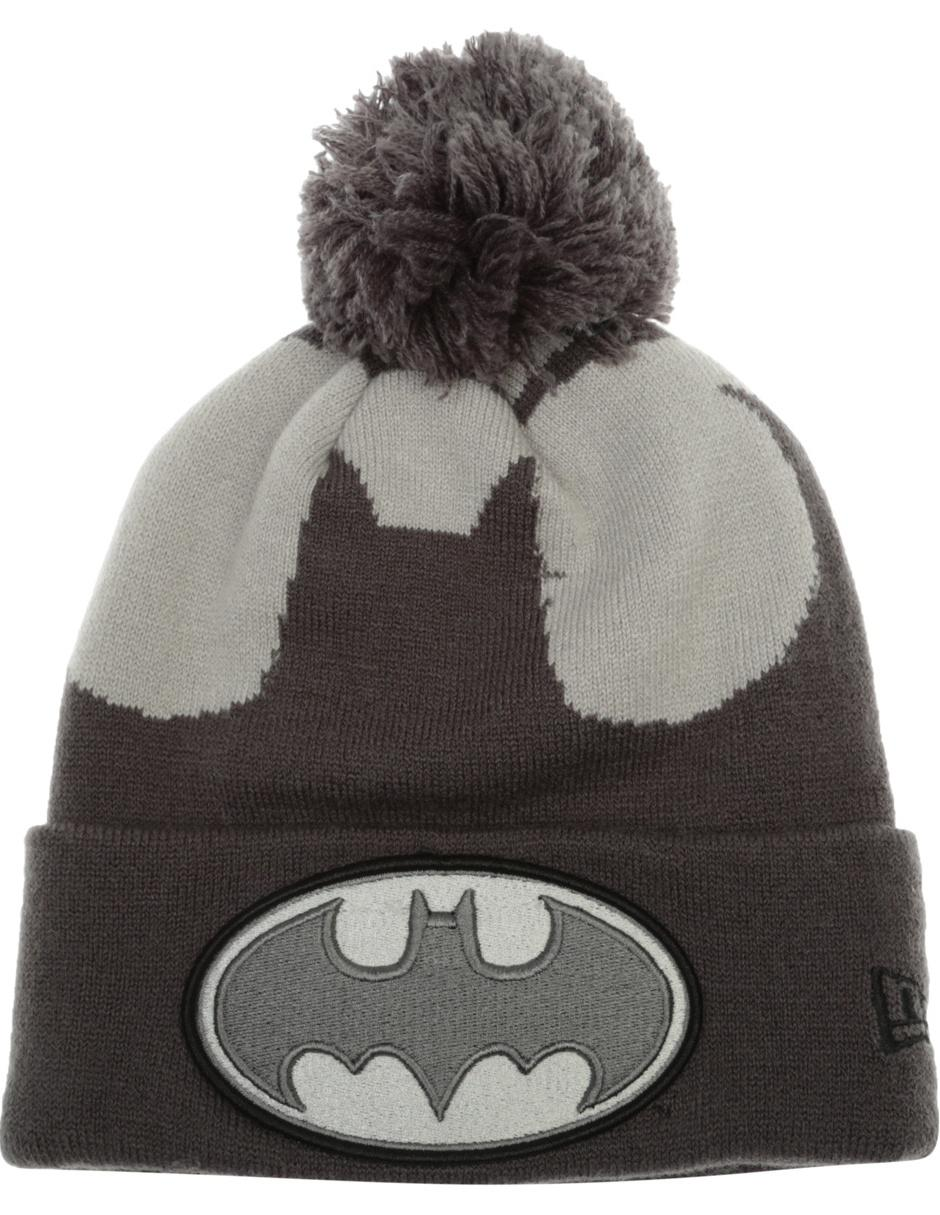 Gorro tejido New Era Batman para niño b4e5f5db78f